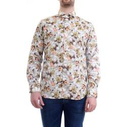 Abbigliamento Uomo Camicie maniche lunghe Xacus 81551.002 Camicia Uomo multicolor multicolor