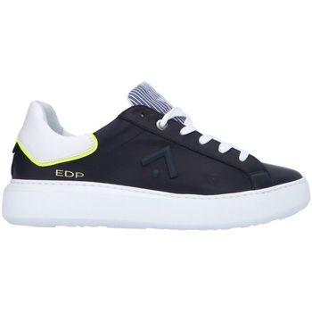 Scarpe Uomo Sneakers Ed Parrish CKLU-VT05 Sneaker  Uomo Blu/giallo