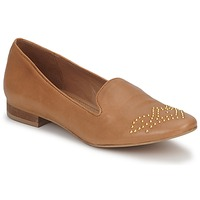 Scarpe Donna Mocassini Betty London CHEFACHE CAMEL