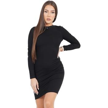 Abbigliamento Donna Abiti corti Sixth June Robe femme  Classique noir