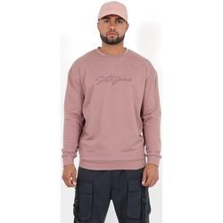 Abbigliamento Uomo Felpe Sixth June Sweatshirt  Velvet rose