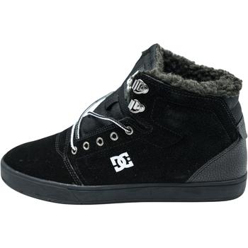 Scarpe Uomo Stivaletti DC Shoes Crisis High Wnt Nero