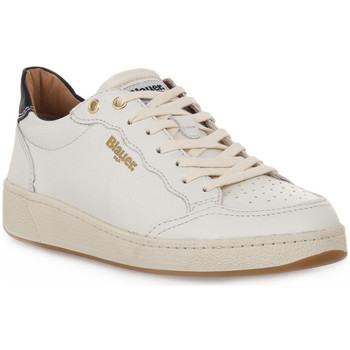 Scarpe Donna Sneakers basse Blauer WHI OLYMPIA Bianco