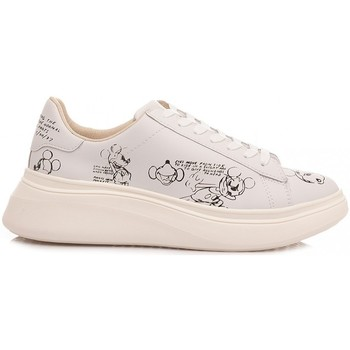 Scarpe Donna Sneakers basse Moa Master Of Art Master Of Art Sneakers Donna MD478 bianco