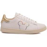 Scarpe Donna Sneakers basse Moa Master Of Art Master Of Art Sneakers Donna MD470 bianco, oro