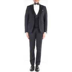 Abbigliamento Uomo Completi Manuel Ritz 2830ARW3328-203050 Eleganti Uomo Blu Blu