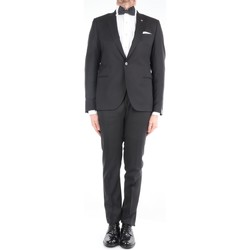 Abbigliamento Uomo Completi Manuel Ritz 2830A3129-203026 Eleganti Uomo Blu scuro Blu scuro