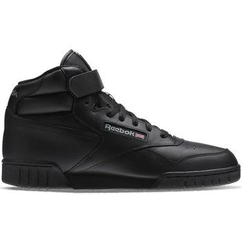 Scarpe Uomo Sneakers alte Reebok Sport Ex-O-Fit Hi Nero