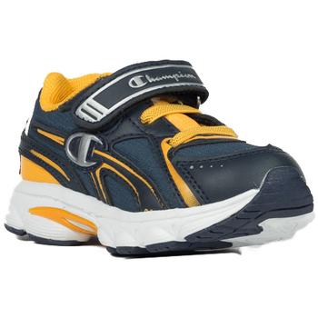 Scarpe Unisex bambino Sneakers basse Champion SCARPA NEW BLITZ INFANT blu (BS501 NVYEL)