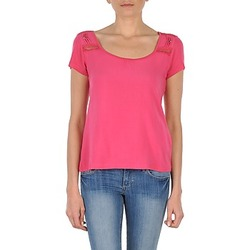 Abbigliamento Donna T-shirt maniche corte DDP NOWI Rosa