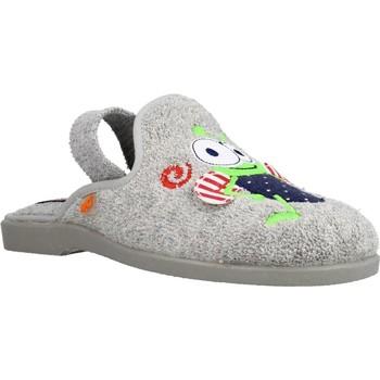 Scarpe Bambino Pantofole Vulladi 4102 052 Grigio