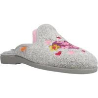Scarpe Bambina Pantofole Vulladi 4104 052 Grigio