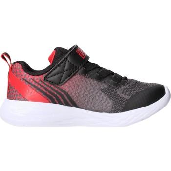 Scarpe Bambino Running / Trail Skechers - Go run 600 nero/rosso 97858N BKRD ROSSO