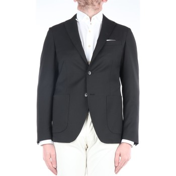 Abbigliamento Uomo Giacche / Blazer Jeordie's 00001-47168 Blazer Uomo Nero Nero