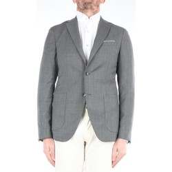 Abbigliamento Uomo Giacche / Blazer Jeordie's 47168 Blazer Uomo Grigio melange Grigio melange