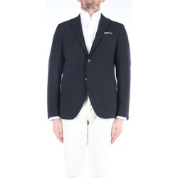 Abbigliamento Uomo Giacche / Blazer Jeordie's 47168 Blazer Uomo Bleu Bleu