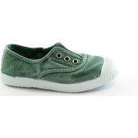 Scarpe Unisex bambino Sneakers basse Cienta CIE-CCC-70777-189-2 Verde