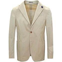 Abbigliamento Uomo Giacche / Blazer Lardini  Beige