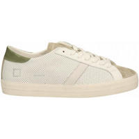 Scarpe Uomo Sneakers basse Date HILL LOW VINTAGE PERF white-green