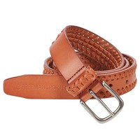 Accessori Donna Cinture Freeman T.Porter ASADENA LEATHER CARAMEL