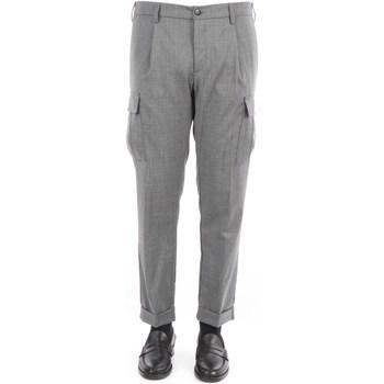 Abbigliamento Uomo Pantalone Cargo Jeordie's 47171 Cargo Uomo Grigio melange Grigio melange