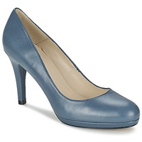 Scarpe Donna Décolleté Betty London NEGRIT Blu