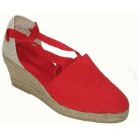 Scarpe Donna Espadrillas Annora Zapatos  Rouge