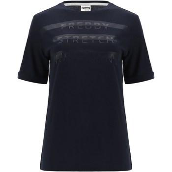 Abbigliamento Donna T-shirt maniche corte Freddy s1wbct3 nd