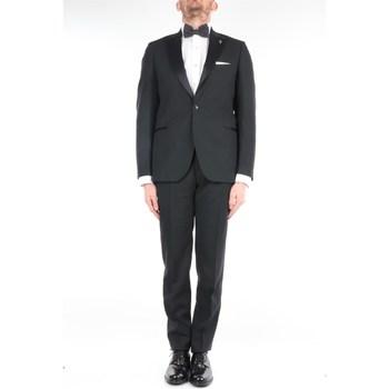 Abbigliamento Uomo Completi Trussardi TRB8073E-EETR50711 Eleganti Uomo Blu scuro Blu scuro