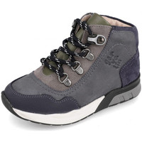 Scarpe Unisex bambino Sneakers alte Garvalin 191421 Grigio