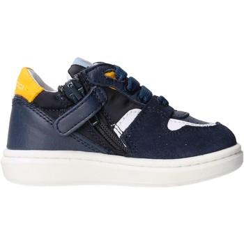 Scarpe Bambino Sneakers basse Balducci - Polacchino blu/giallo MSPO3602 BLU