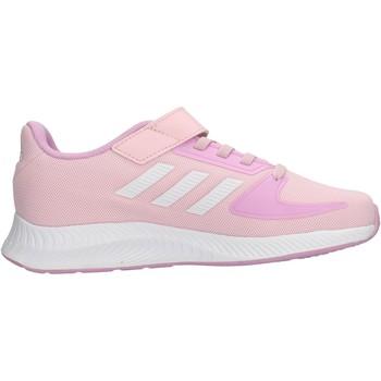 Scarpe Bambina Running / Trail adidas Originals - Runfalcon 2.0 rosa FZ0119 ROSA