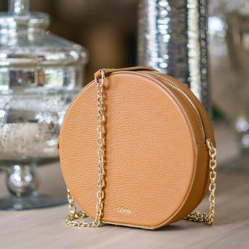 Borse Donna Tracolle Céleste OLIVIA Camel