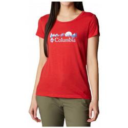 Abbigliamento Donna T-shirt maniche corte Columbia T-shirt grafica Daisy Days™ T-shirt multicolore