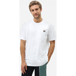 Abbigliamento Uomo T-shirt maniche corte Dickies Porterdale tshirt mens Bianco