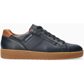 Scarpe Uomo Sneakers basse Mephisto HENRIK Blu