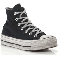 Scarpe Donna Sneakers alte Converse Chuck Taylor All Star Hi Canvas Ltd Hi Nero