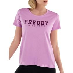 Abbigliamento Donna T-shirt maniche corte Freddy s1wtrt1 nd