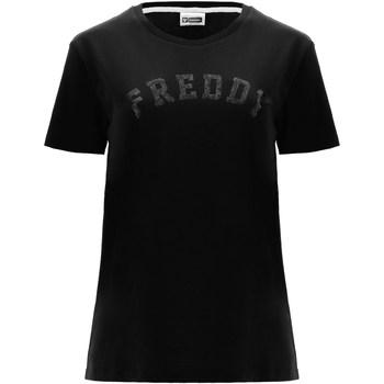Abbigliamento Donna T-shirt maniche corte Freddy s1wtrt3 nd