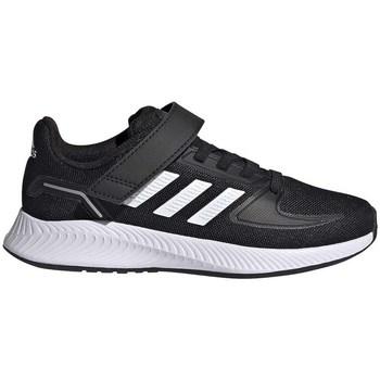 Scarpe Unisex bambino Running / Trail adidas Originals Runfalcon 20 Nero
