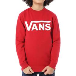 Abbigliamento Bambino Felpe Vans Classic Rosso