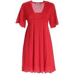 Abbigliamento Donna Abiti lunghi M Missoni ABITO  2DG005652K008F 91663 ROSSO