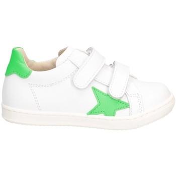 Scarpe Bambino Sneakers basse Gioiecologiche 5561 Bianco/verde