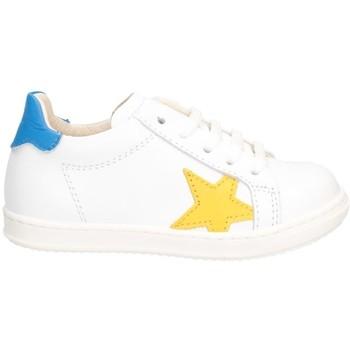 Scarpe Bambino Sneakers basse Gioiecologiche 5567 Bianco/giallo