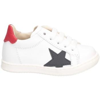 Scarpe Bambino Sneakers basse Gioiecologiche 5565 Bianco/blu