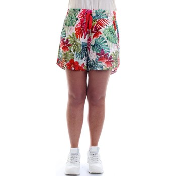 Abbigliamento Donna Shorts / Bermuda Freddy S1WSLP20C Pantaloni Donna bianco bianco