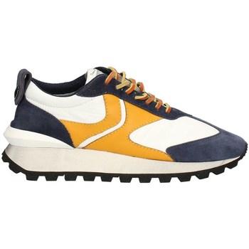 Scarpe Uomo Sneakers basse Voile Blanche QWARK02PE21 Basse Uomo INDIGO-WHITE INDIGO-WHITE