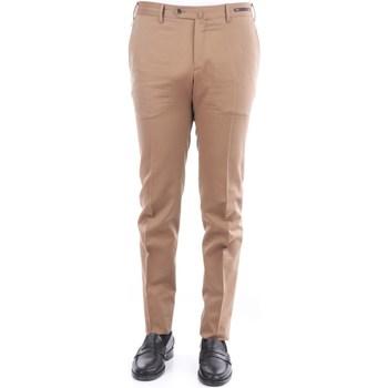 Abbigliamento Uomo Chino Pto5 CODS01Z00CL1-LR42 Classici Uomo Beige scuro Beige scuro