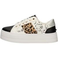 Scarpe Donna Sneakers basse Gio Cellini ST022 bianco