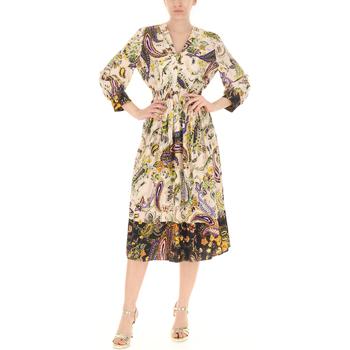 Abbigliamento Donna Abiti lunghi Diana Gallesi ATRMPN-25446 Multicolore